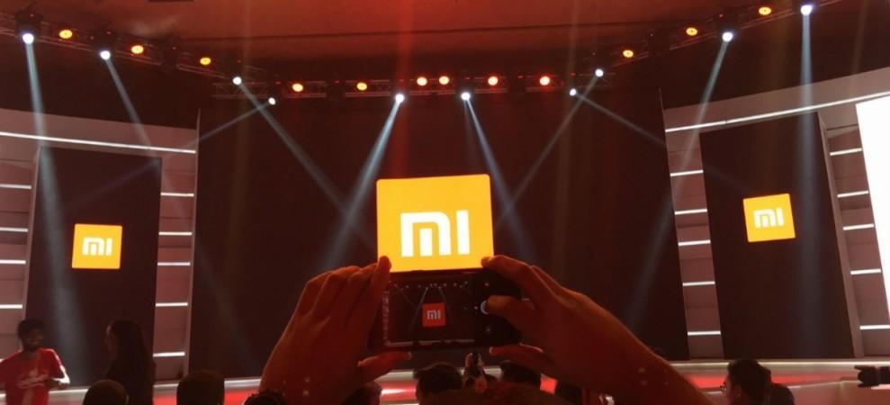 Logo Xiaomi, gambar representasional