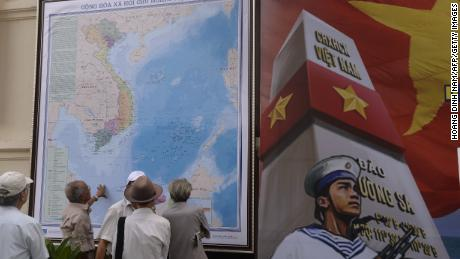 Pulau-pulau kecil yang bisa meledak hubungan Cina-Vietnam