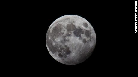 Gerhana bulan serigala dimulai dari 13 bulan purnama pada tahun 2020