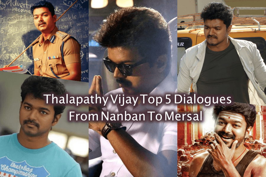 Thalapathy Vijay 46th Birthday: From Nanban to Mersal, top 5 dialogues that never get old