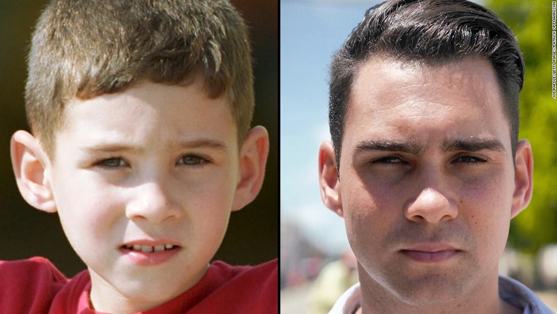 Elian Gonzalez dari Kuba mengatakan dia menjadi seorang ayah