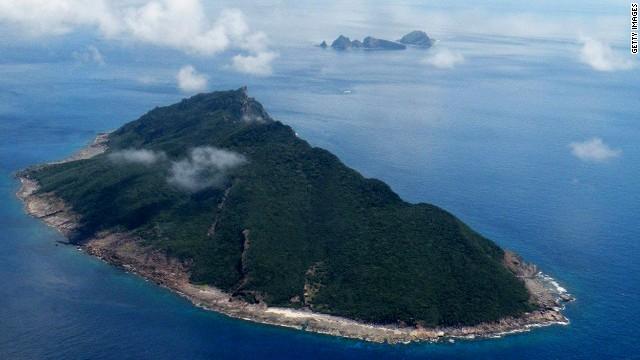 Sengketa Senakaku / Diaoyu: Pemungutan suara Jepang untuk mengubah status kepulauan juga diklaim oleh Tiongkok