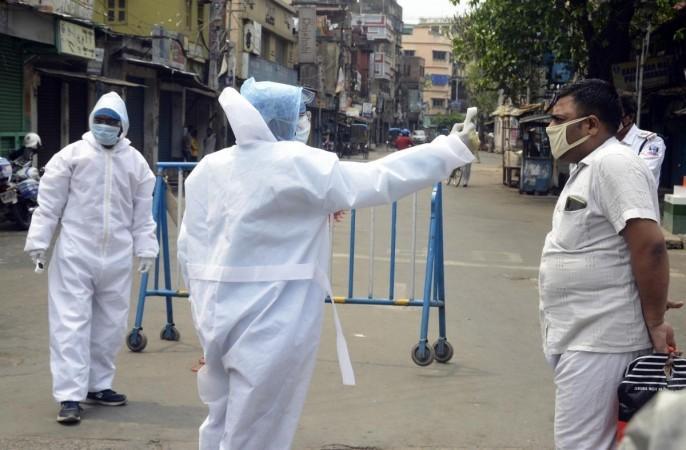 Coronavirus di India