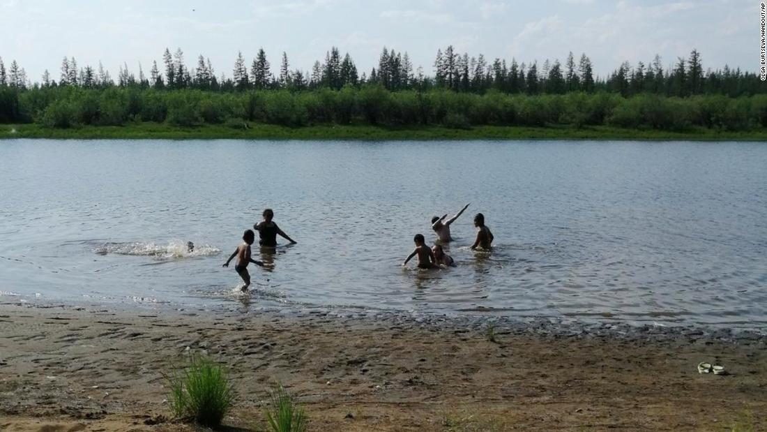 Suhu di kota Siberia Arktik mencapai 100 derajat, ketinggian baru