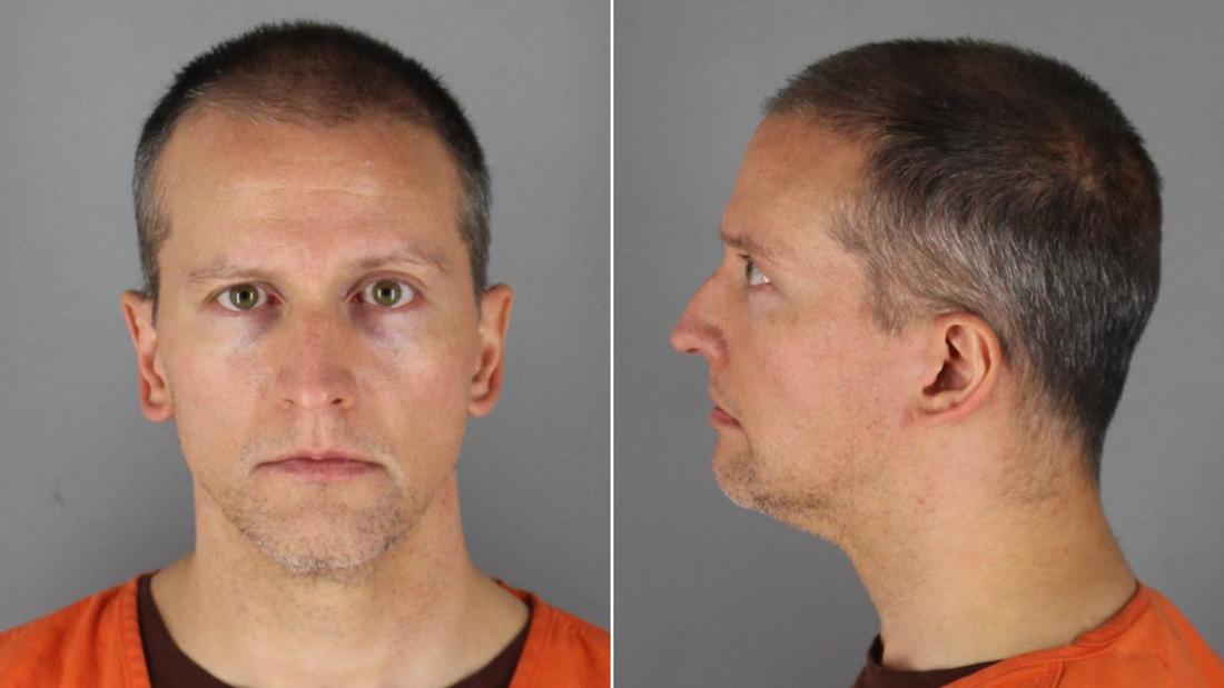 Petugas koreksi mengatakan mereka dilarang dari lantai Derek Chauvin karena warna kulit mereka