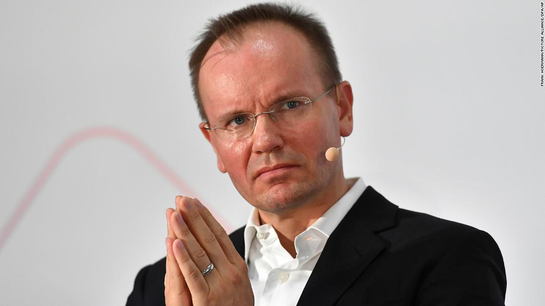 Mantan CEO Wirecard Markus Braun ditangkap di Jerman