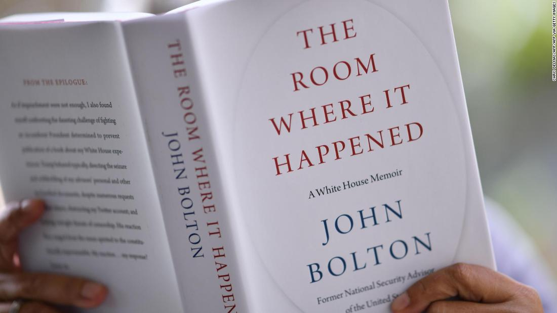 Buku John Bolton: Cina menyukainya karena memalukan Donald Trump, tetapi bukan bagian tentang Xi Jinping