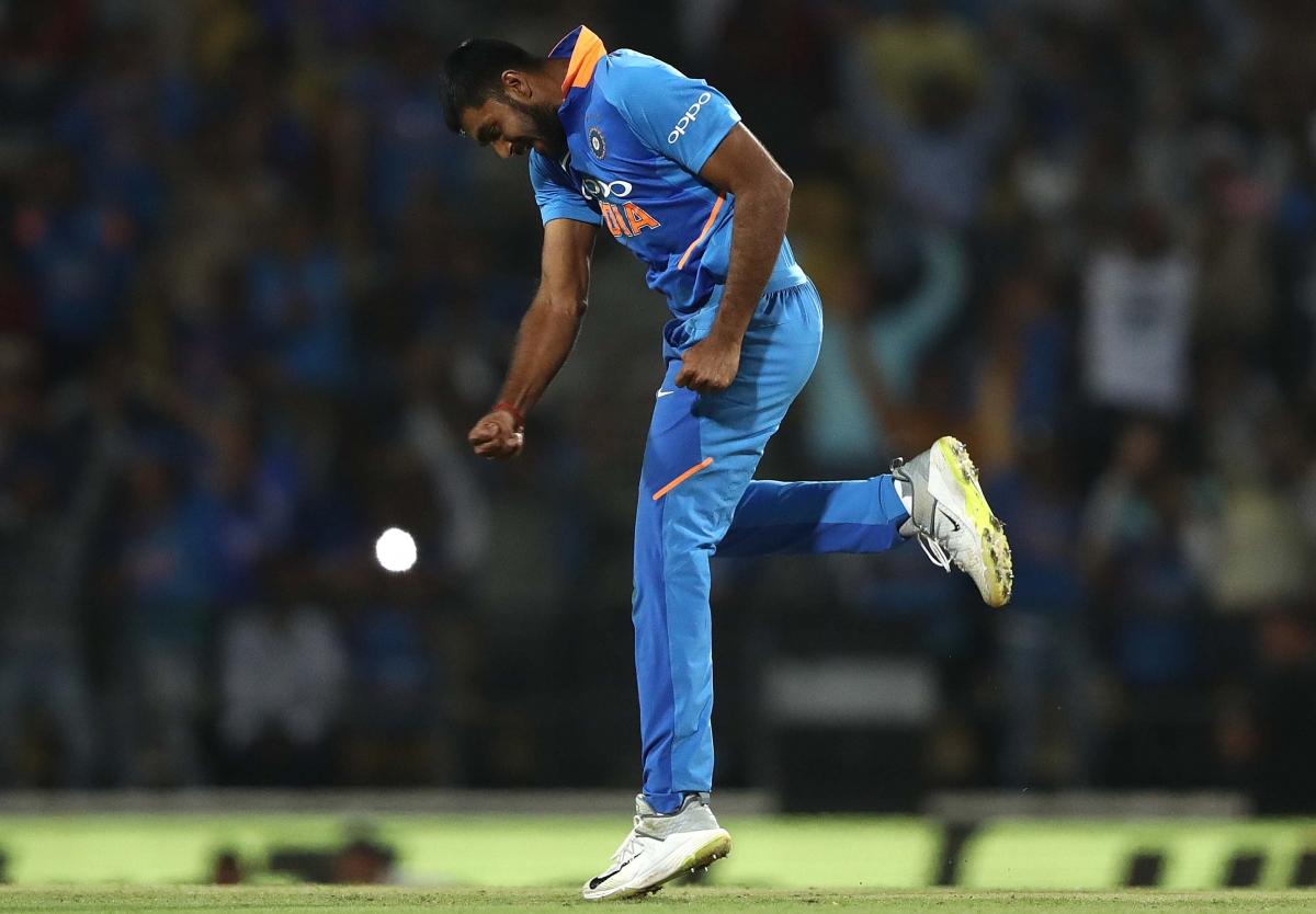 Vijay Shankar mengingat debut Piala Dunia: 'Penyalahgunaan dari penggemar adalah pengalaman pertama saya dalam pertandingan Indo-Pak'