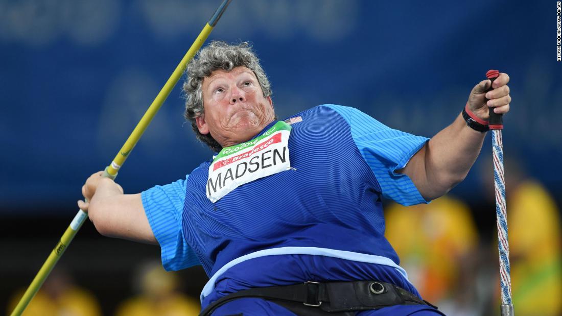 Paralympia Angela Madsen ditemukan tewas ketika mencoba mendayung dari California ke Hawaii