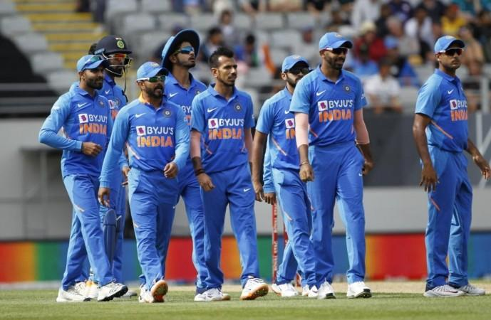 Tim kriket India