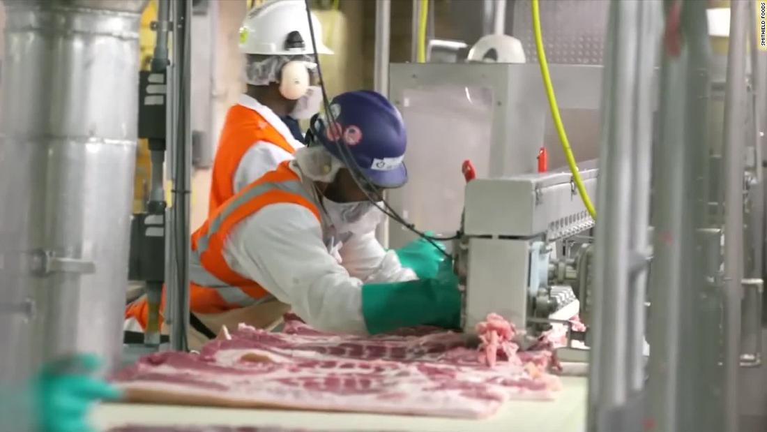 Pabrik pengepakan daging menjadi hotbeds Covid-19 terbaru