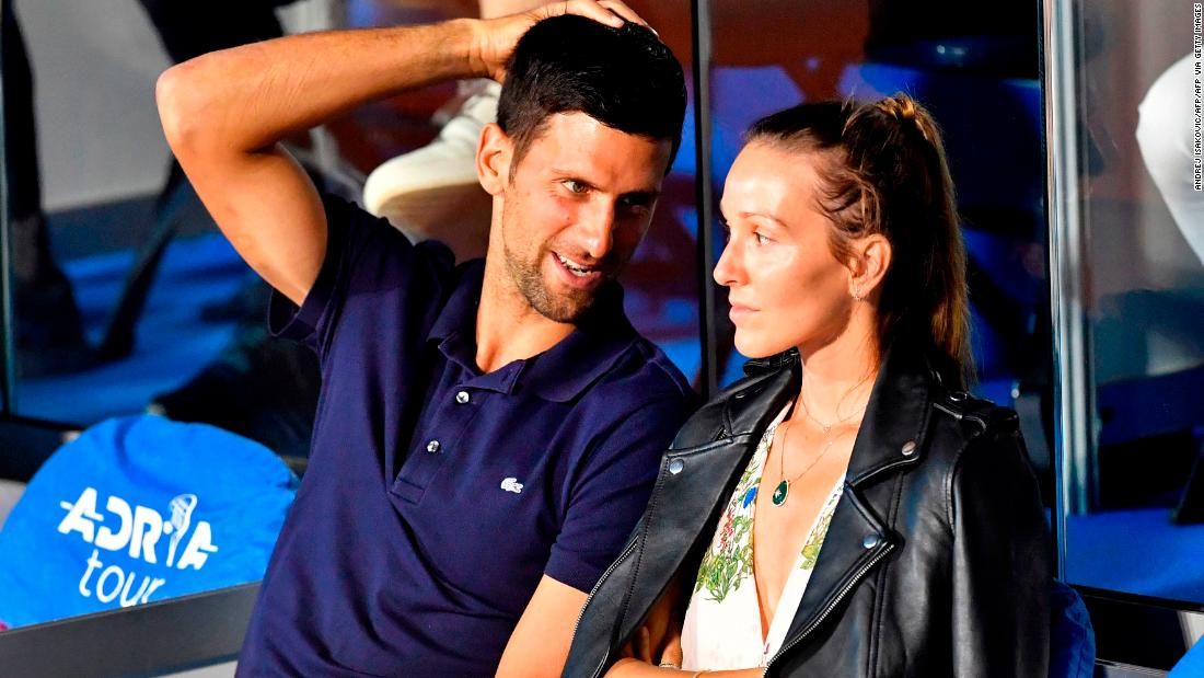 Novak Djokovic: Satu minggu untuk melupakan nomor 1 dunia setelah kegagalan tenis pameran