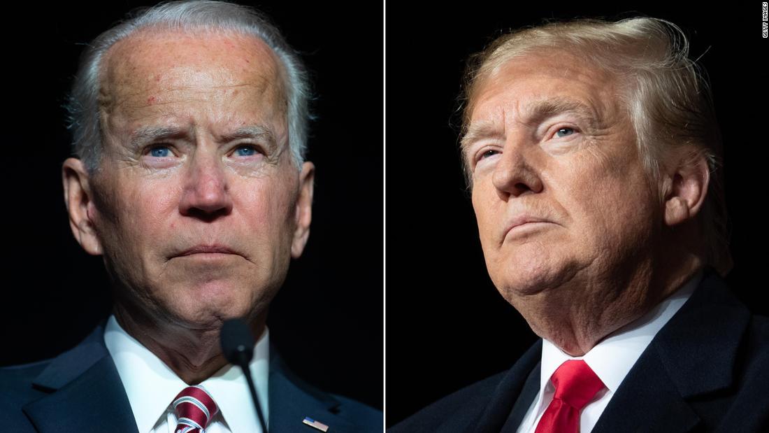 Biden, kampanye Trump merilis data keragaman staf