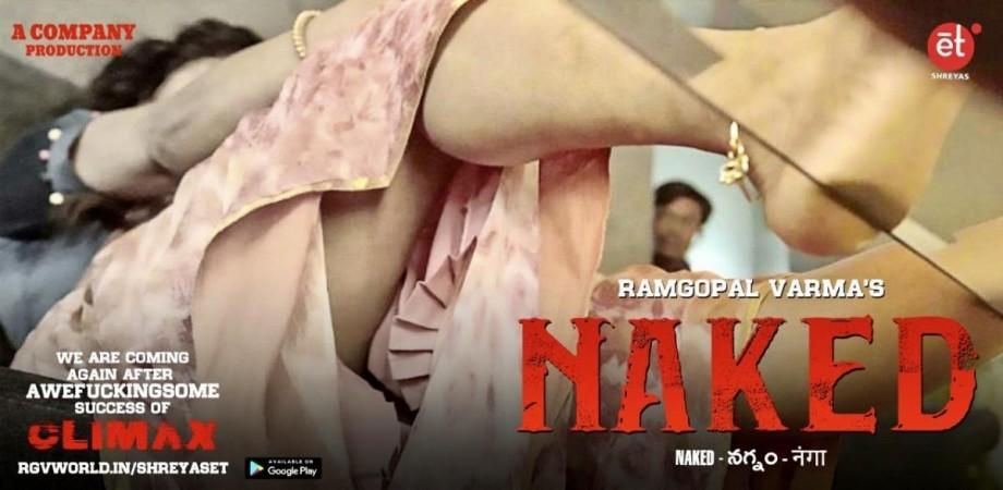 Shree Rapaka di Naked Nanga Nagnam milik Ram Gopal Varma