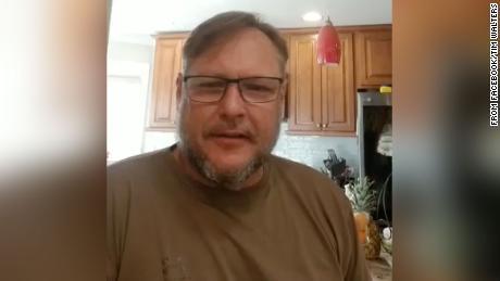 Salah satu pendiri kelompok Maryland yang memprotes negara untuk membuka kembali tes positif untuk coronavirus