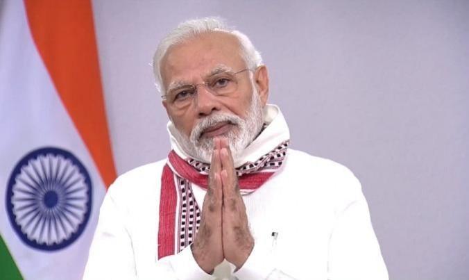 Perdana Menteri Narendra Modi