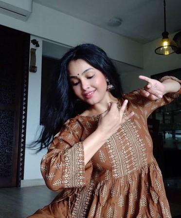 Shubhangi Atre alias Angoori Bhabi dari Bhabi Ji Ghar Par Hai