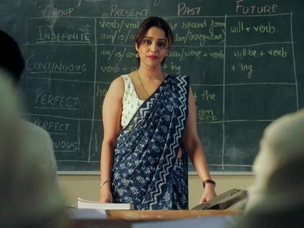 Swara Bhaskar di Rasbhari