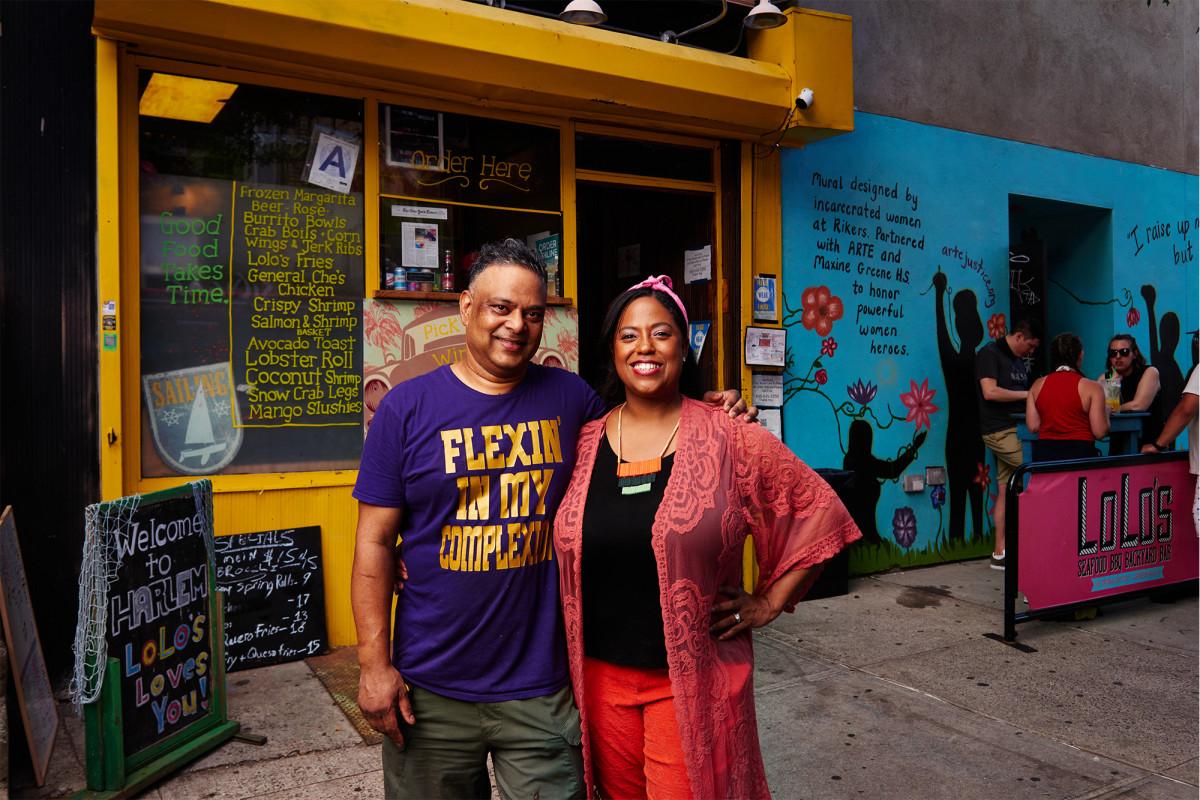 Bisnis milik hitam membantu pemulihan restoran coronavirus