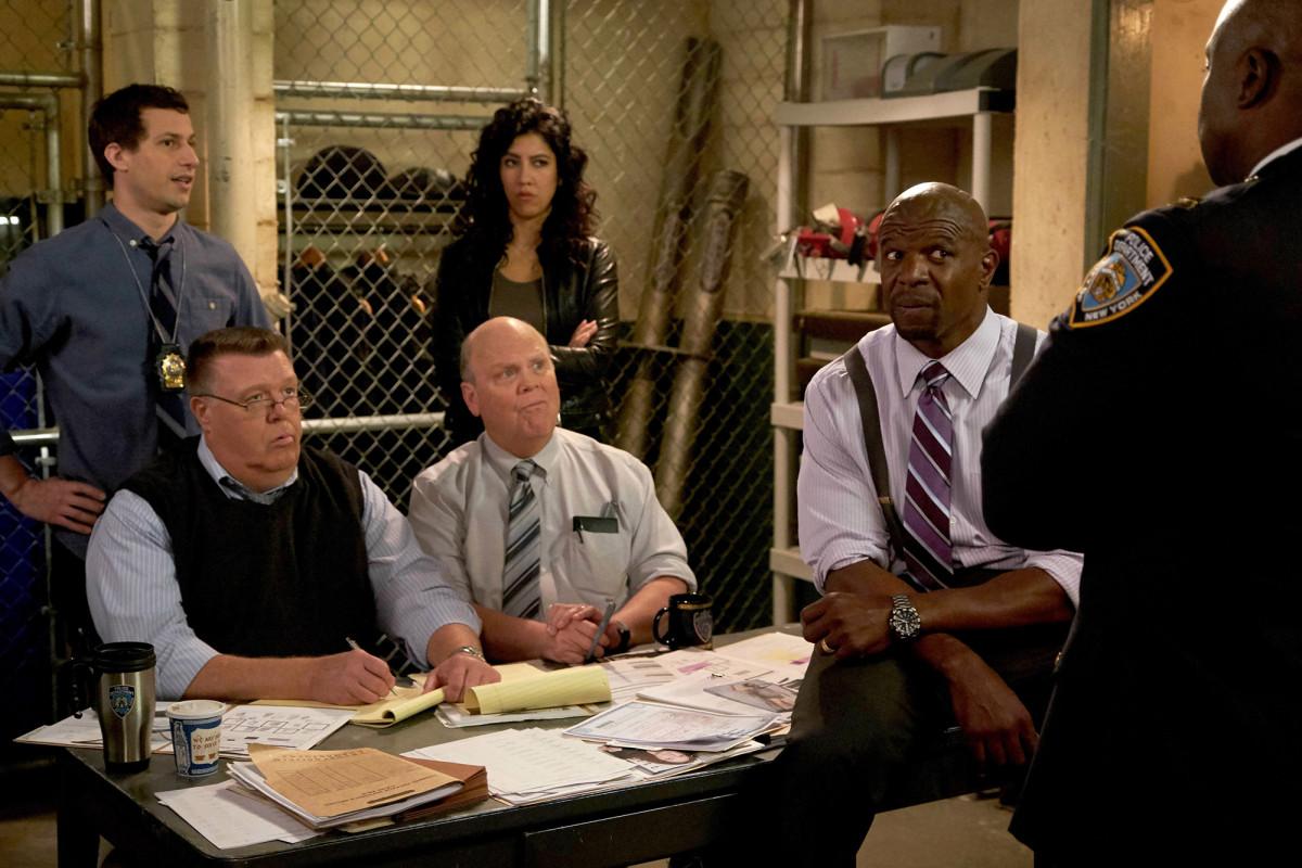 'Brooklyn Nine-Nine' menghancurkan 4 episode setelah kematian George Floyd