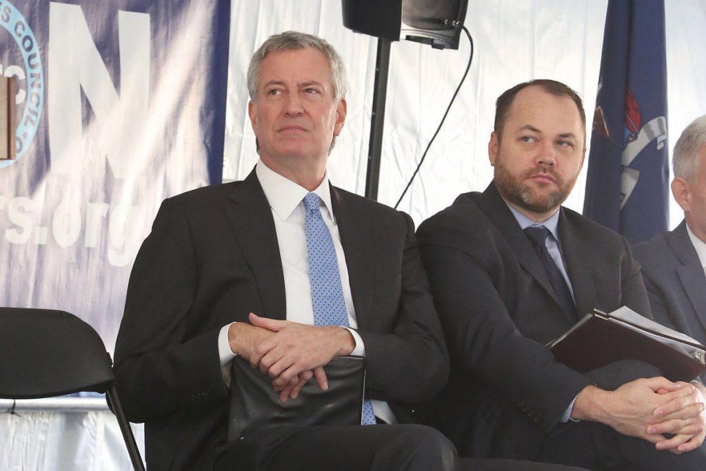 De Blasio, Dewan dekat kesepakatan anggaran dengan pemotongan NYPD $ 1 miliar