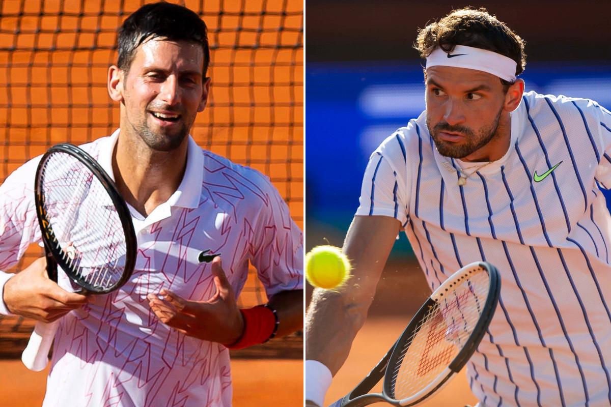 Grigor Dimitrov memiliki coronavirus, pertandingan Novak Djokovic dibatalkan