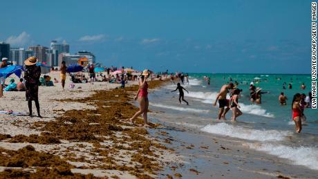 Ketika Florida muncul dari penutupan, Covid-19 kasus melonjak