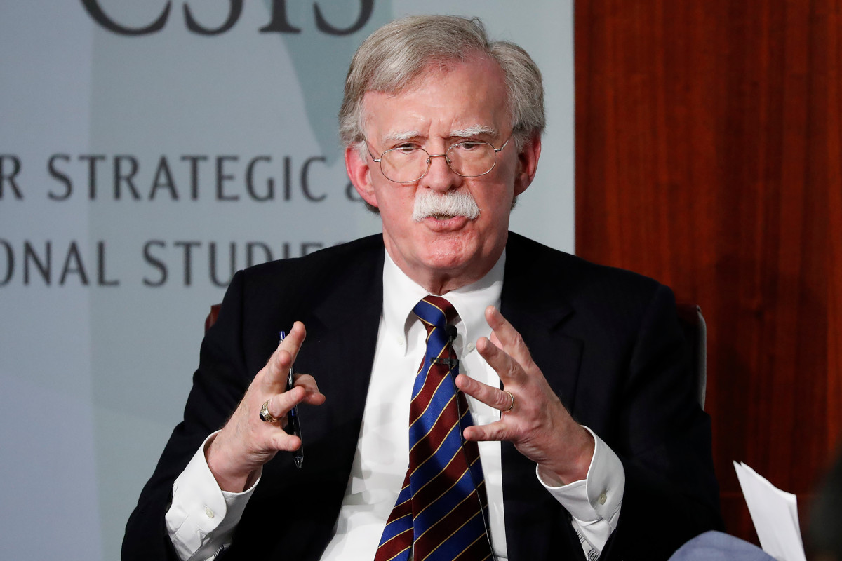 Hakim menolak permintaan Trump untuk memblokir buku John Bolton
