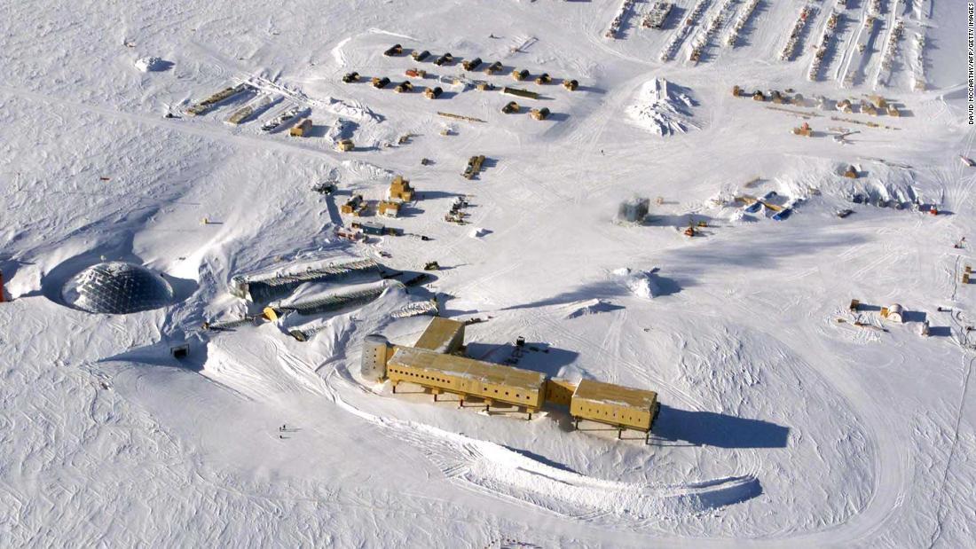 Kutub Selatan telah memanaskan tiga kali rata-rata global selama 30 tahun terakhir, kata penelitian