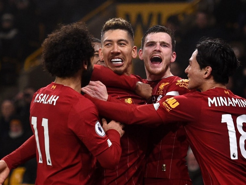 Liverpool Win 2019-20 Premier League Title