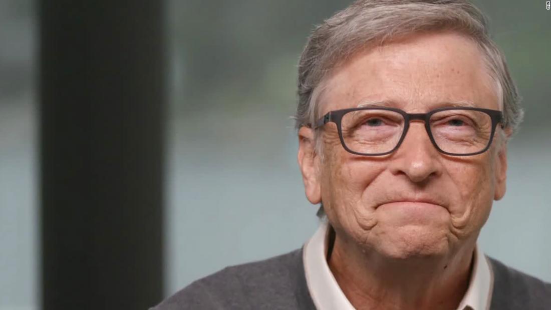 Bill Gates: AS 'bahkan tidak cukup' untuk melakukan cukup banyak untuk memerangi pandemi