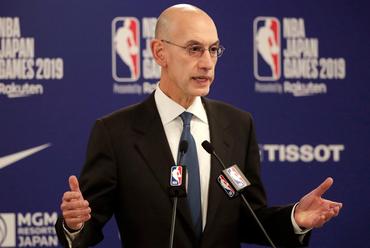NBA berencana untuk membiarkan pemain memiliki pesan keadilan sosial dengan kaus