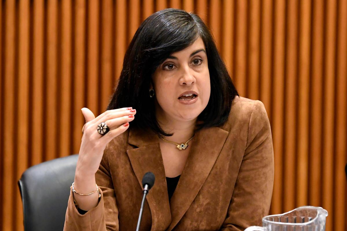 Nicole Malliotakis memenangkan GOP primer, akan menghadapi Rep. Max Rose