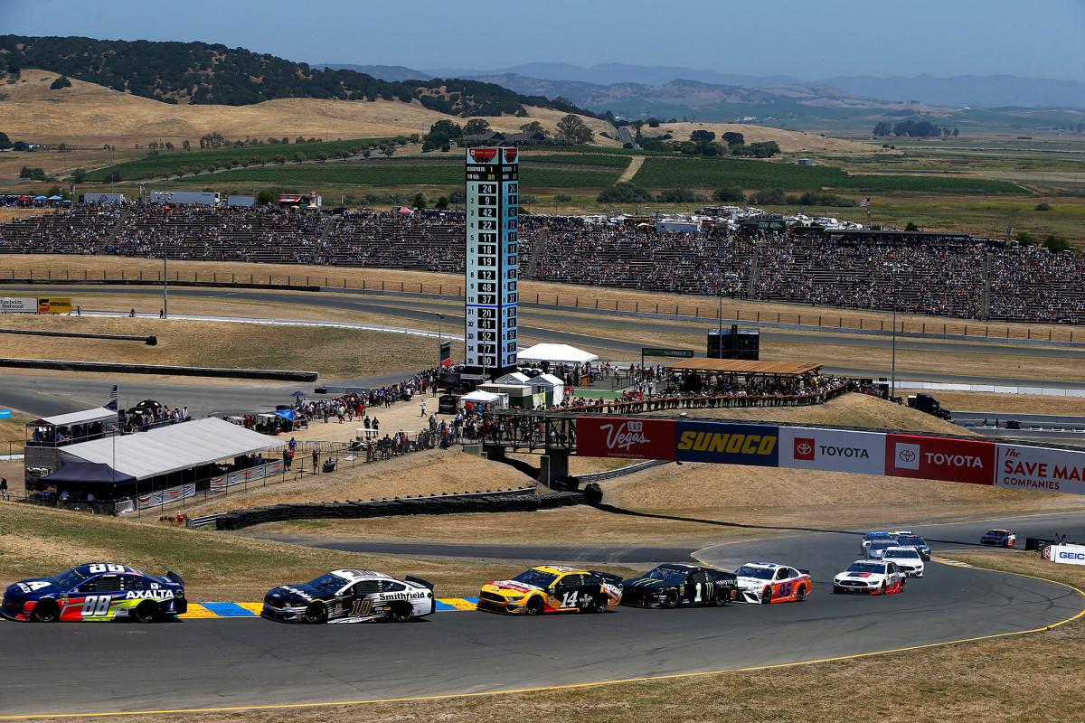 Noose ditemukan di Sonoma Raceway mendorong penyelidikan kejahatan rasial