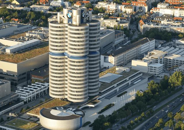 BMW PHK 2020 / Kantor BMW