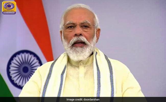 PM Narendra Modi Mengatakan 80 Crore Orang Akan Mendapatkan Biji-Bijian Makanan Gratis Hingga Akhir November