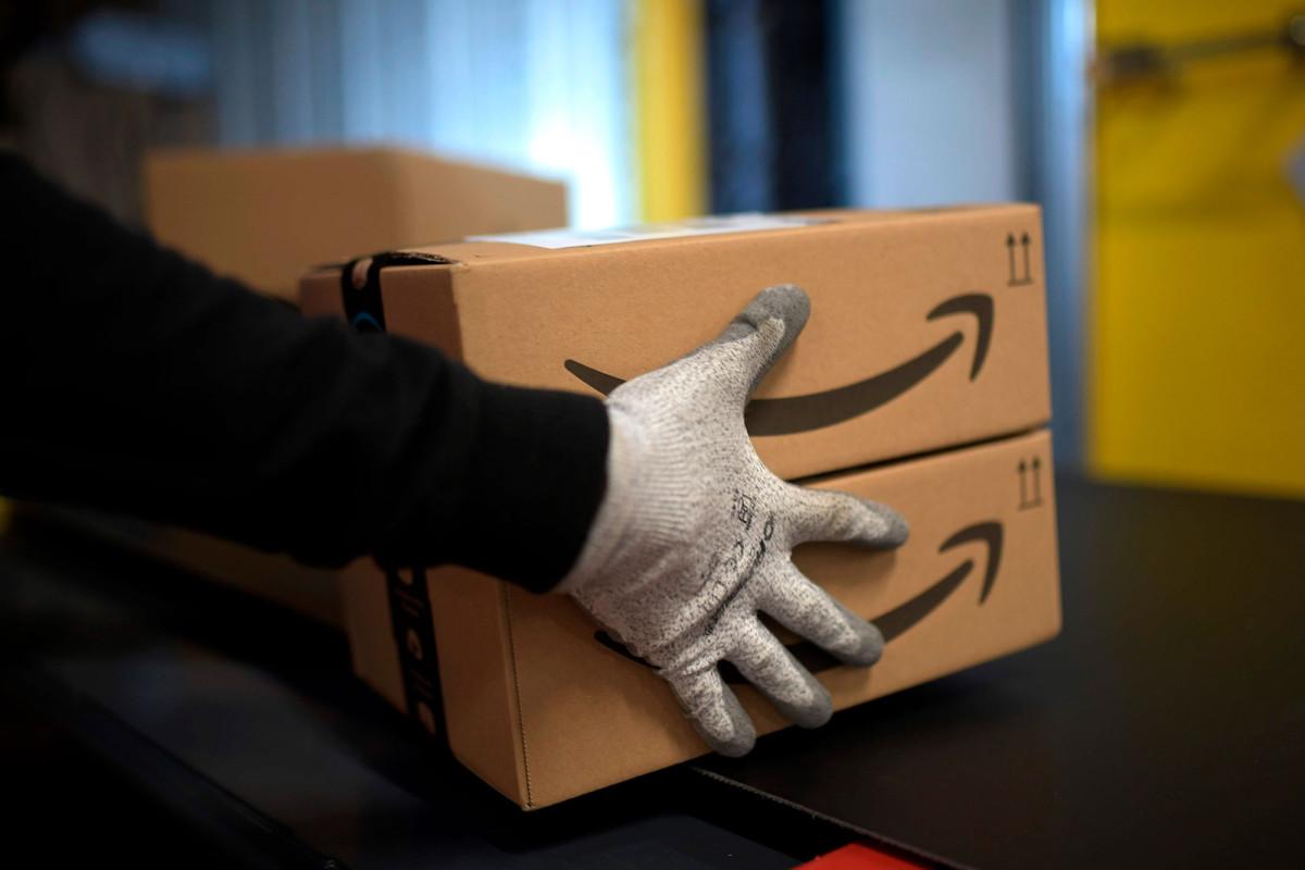 Pekerja Amazon di Jerman akan menyerang infeksi COVID-19
