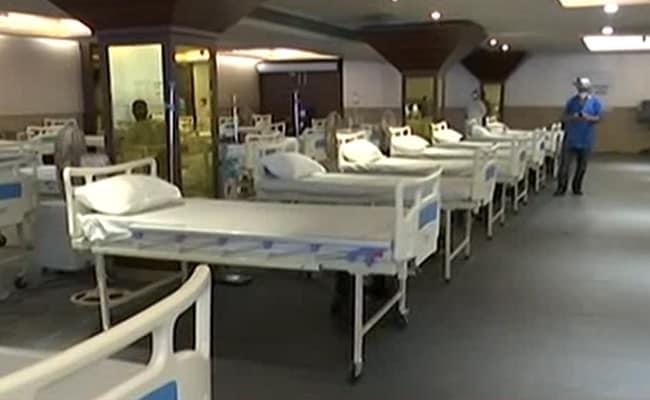Ruang Perjamuan 1 Delhi-Turned-COVID Center Gratis Biaya Untuk Pasien