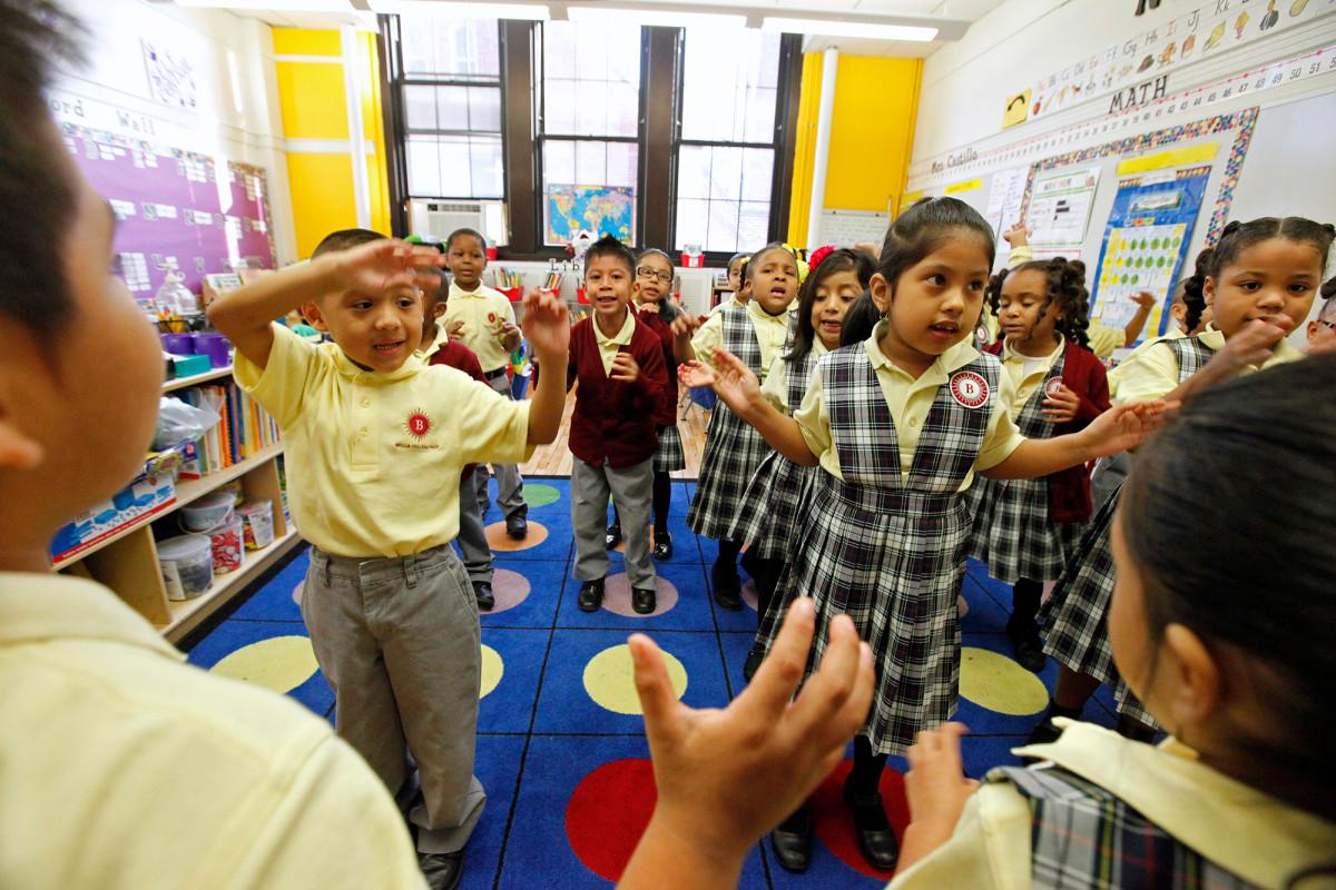 Sekolah piagam adalah cara terbaik untuk menghapus kesenjangan pendidikan