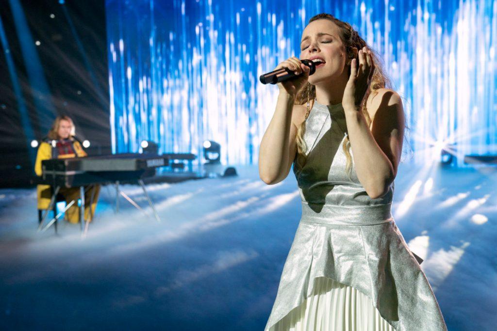 Siapa yang bernyanyi untuk Rachel McAdams di Eurovision? Temui Molly Sanden