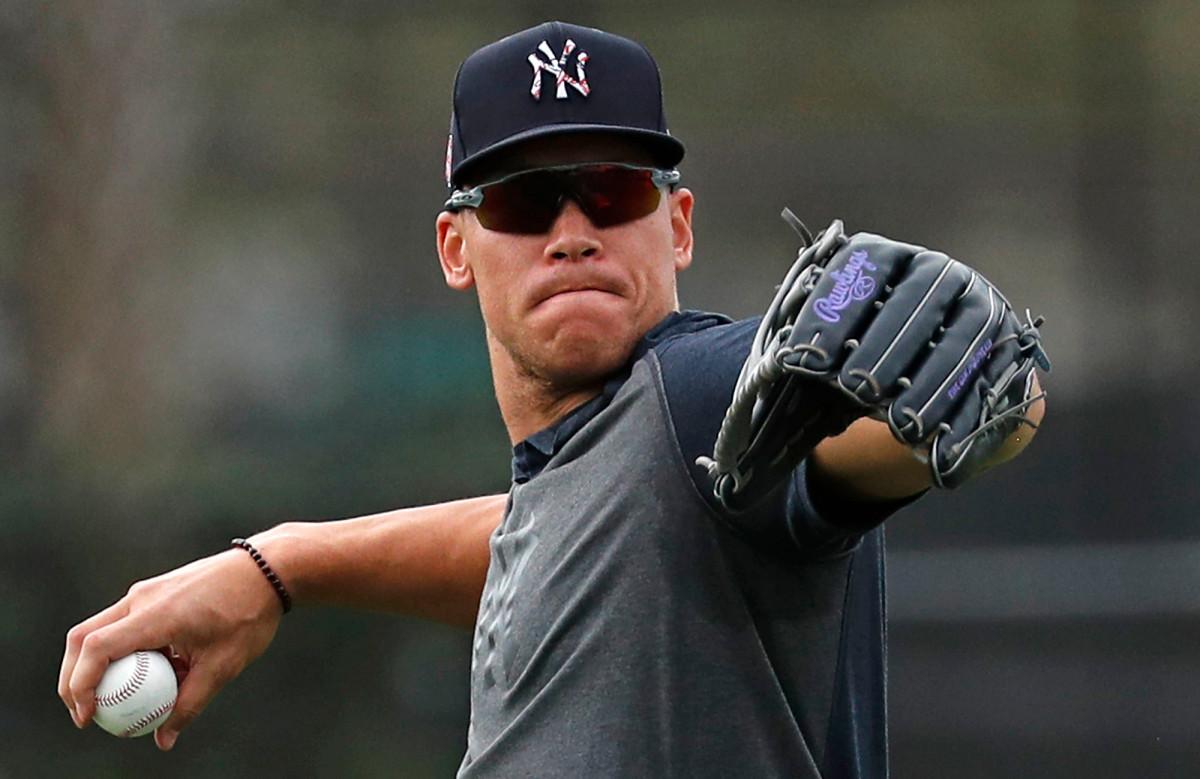 Status Hakim Harun menjadi perhatian utama untuk mengembalikan Yankees