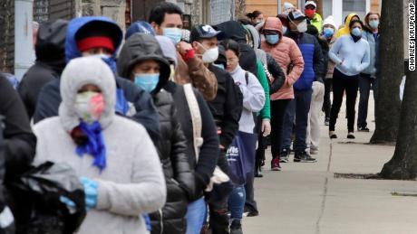 Penyebaran Coronavirus & # 39; di bawah radar & # 39; di kota-kota besar AS sejak Januari, kata para peneliti