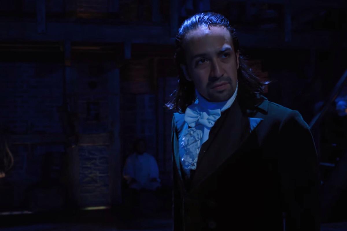 Trailer film 'Hamilton' yang baru ada di sini untuk melambungkan peluncuran Disney +