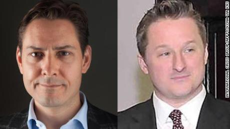Warga Kanada Michael Kovrig dan Michael Spavor telah ditahan di Tiongkok sejak 2018.