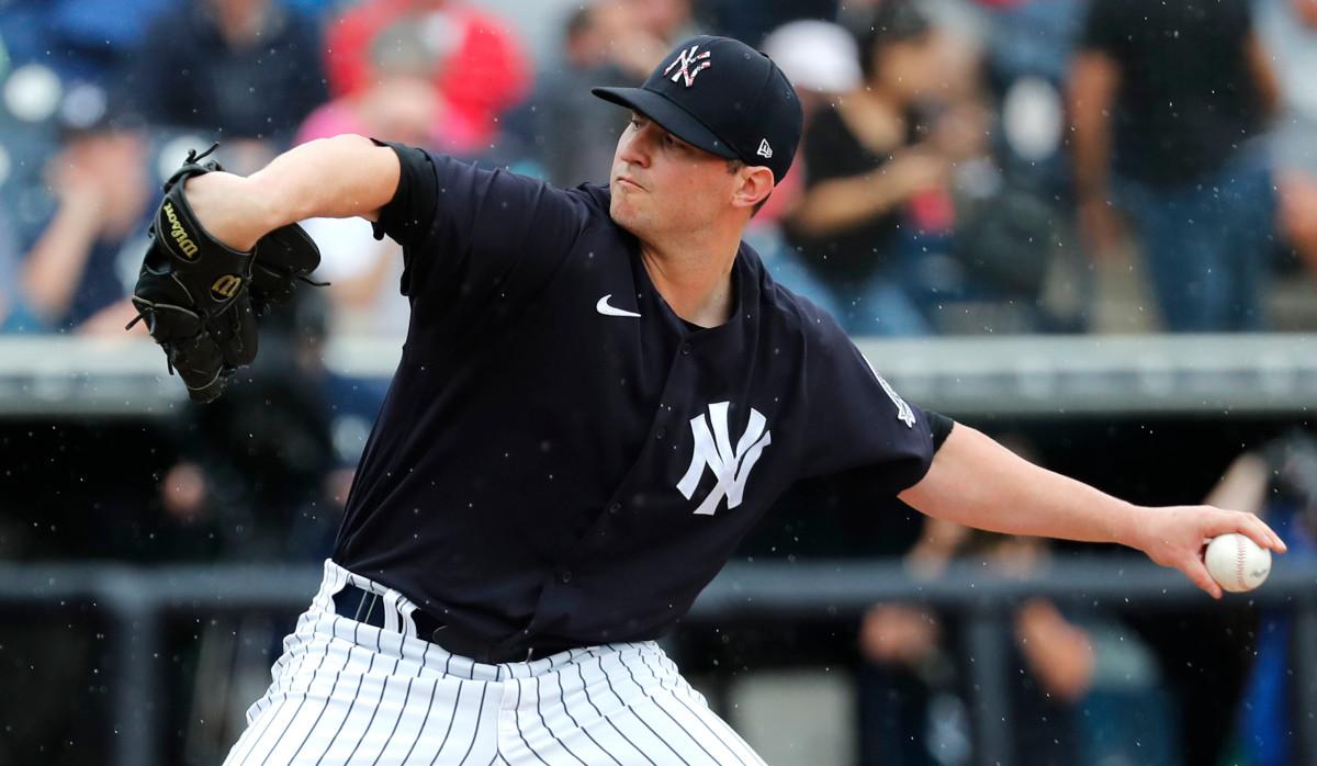 Yankee Zack Britton 'bersemangat' dan percaya diri dalam protokol kesehatan MLB