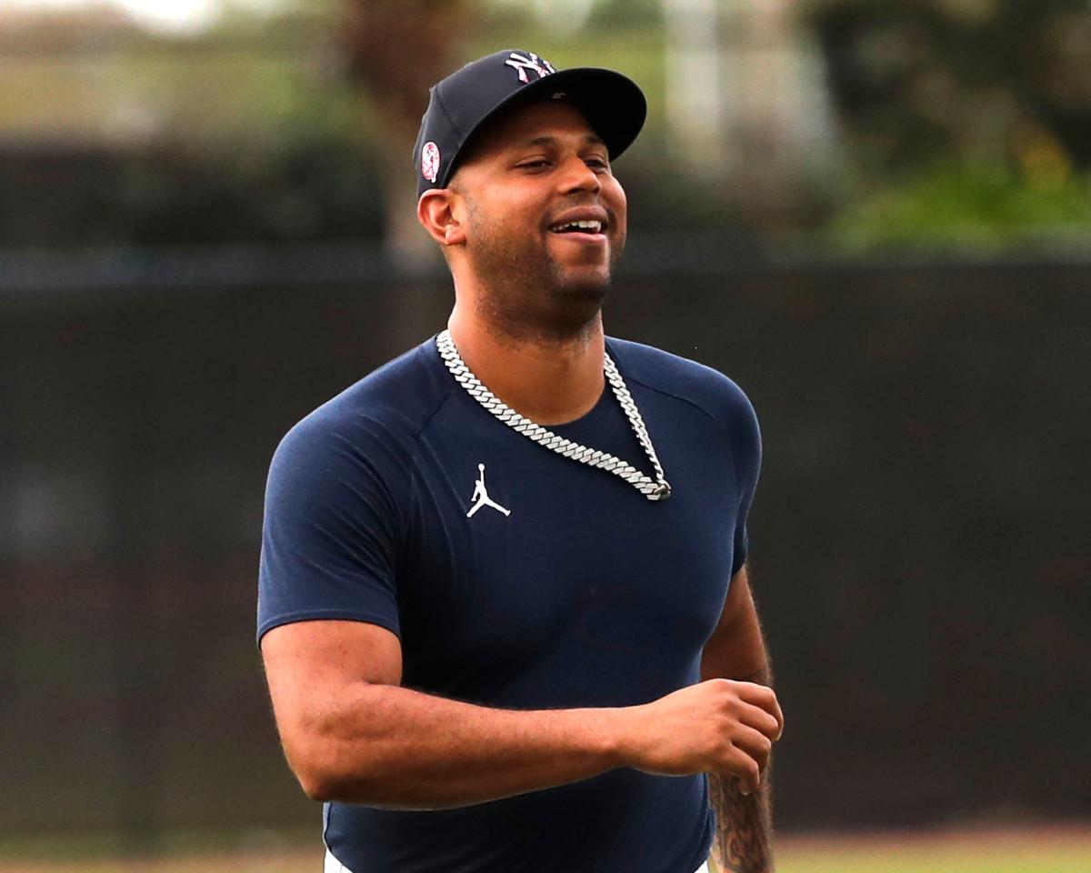 Yankees 'Aaron Hicks' siap bermain 'jika musim dimulai pada Juli