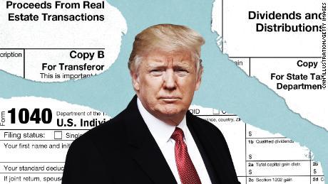 Taruhan kasus pengembalian pajak Trump tidak bisa lebih tinggi