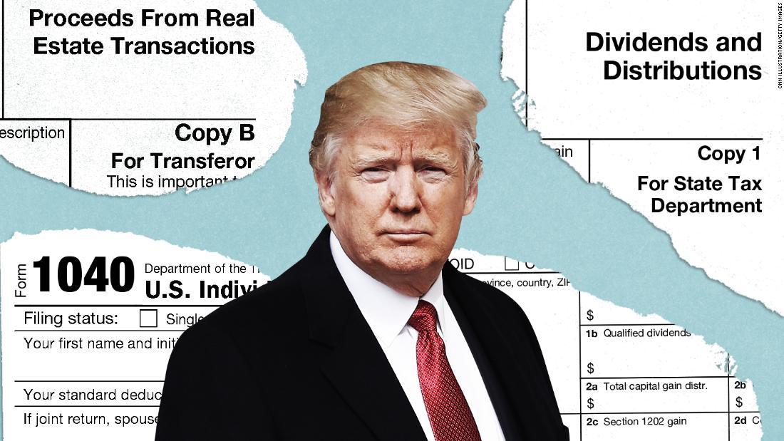 Keputusan Mahkamah Agung tentang catatan pajak Trump menjadi lebih mendesak dari sebelumnya (pendapat)