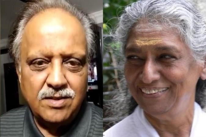 SP Balasubrahmanyam dan S Janaki