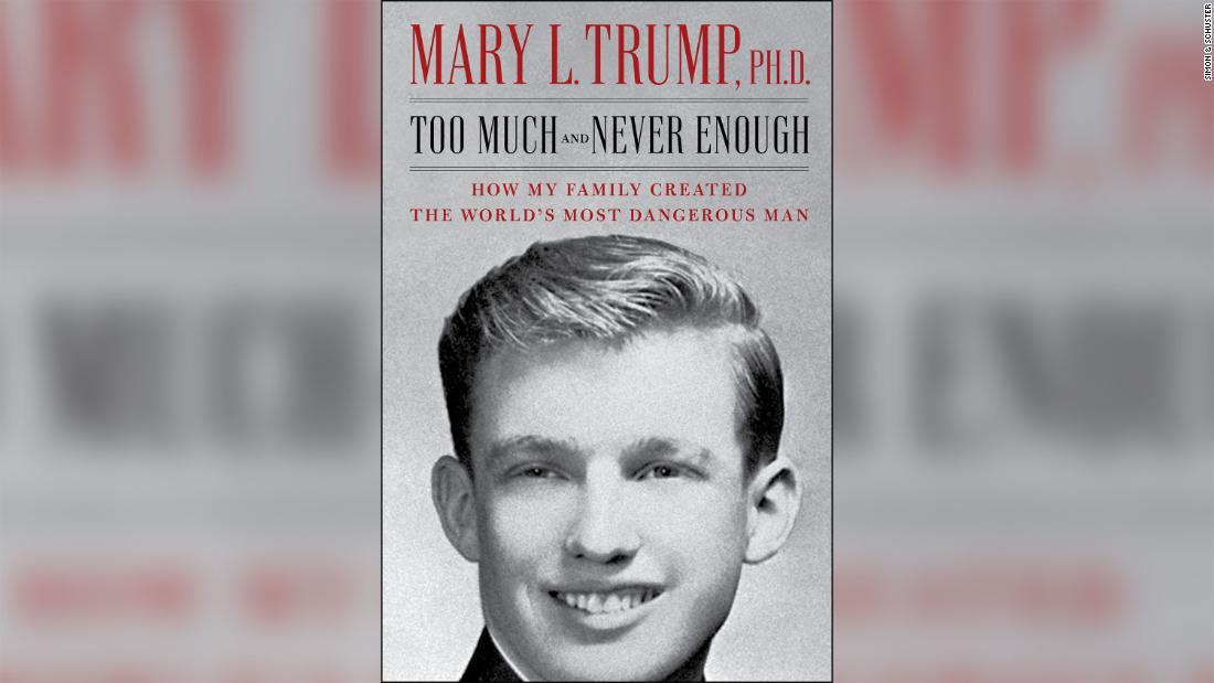 Buku Mary Trump: Hakim sementara memblokir publikasi buku tell-all oleh keponakan Presiden Trump